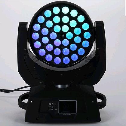 36x10W RGBW LED Moving Head Beam Stage Light Spotlight Lamp