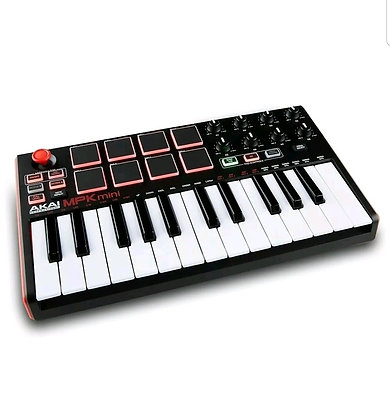 Professional MPK Mini Mk2 MIDI Keyboard Controller