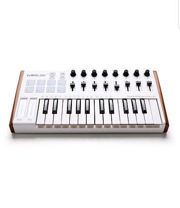 25 Key USB Portable Tuna Mini MIDI Keyboard Controller