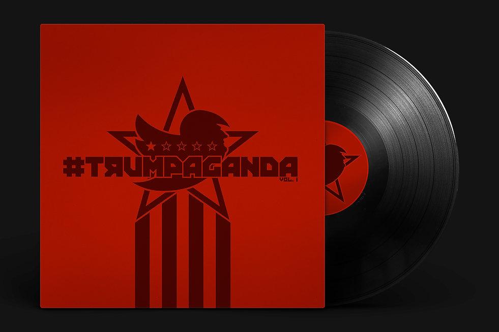 #Trumpaganda Album Cover Art