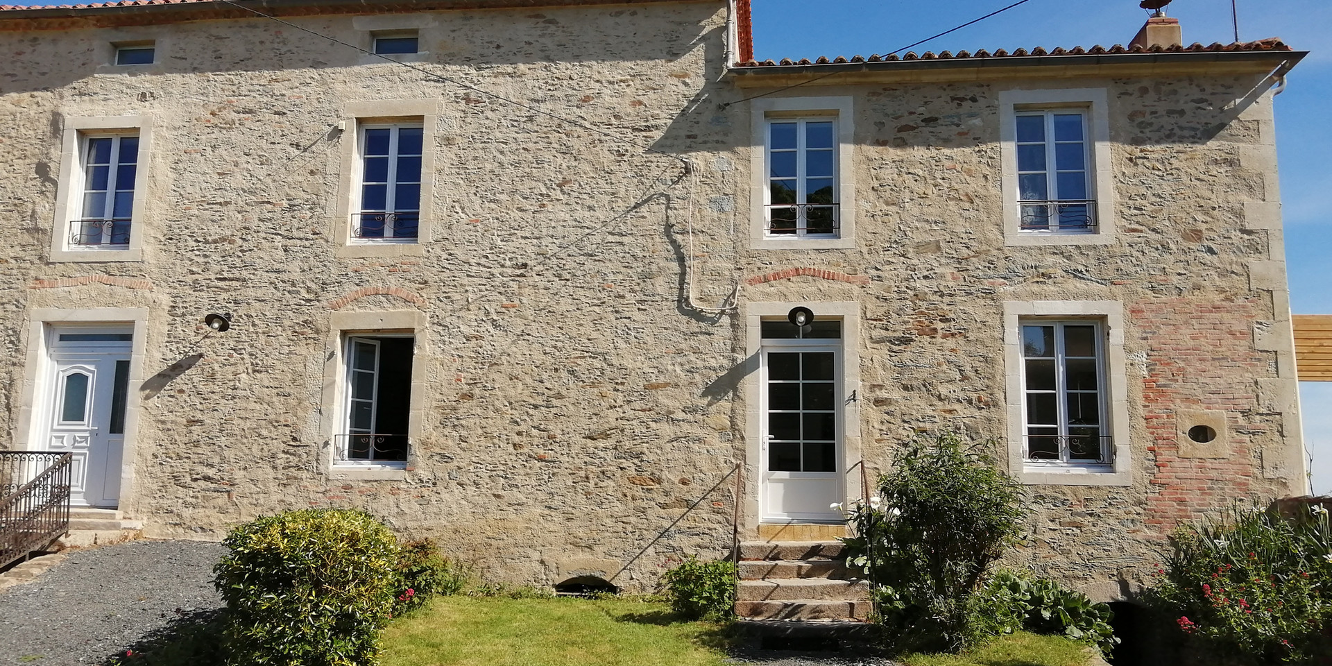 Le figonier façade extérieur