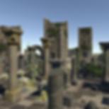 Ruins Constructor 3d asset