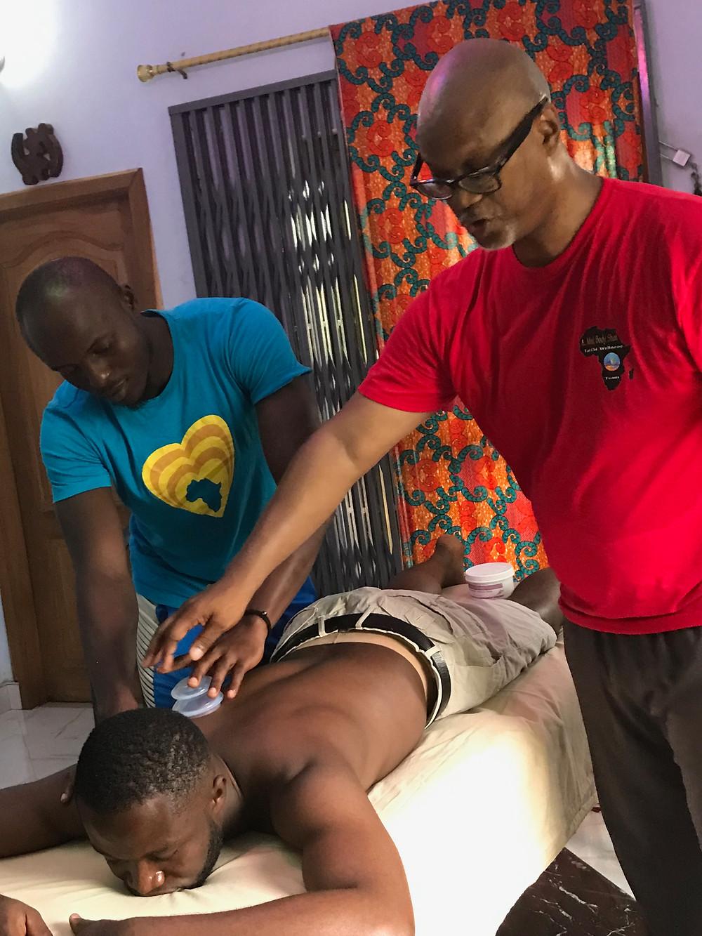 MindBodyShen Integrative Wellness- Ghana 2019 Health workshop