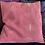 Thumbnail: Gesticktes Kantha Kissen mit Inhalt,           50x50cm