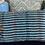 Thumbnail: Gesticktes Kantha Kissen mit Inhalt, 40x60cm