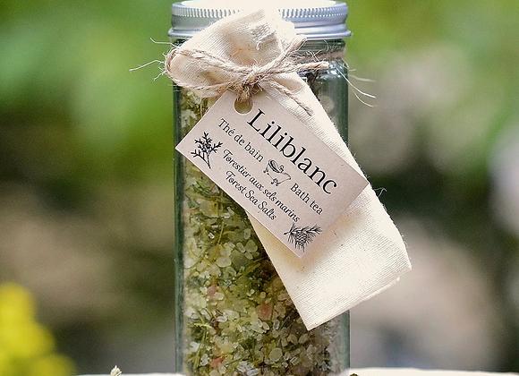 Thé de bain - Liliblanc
