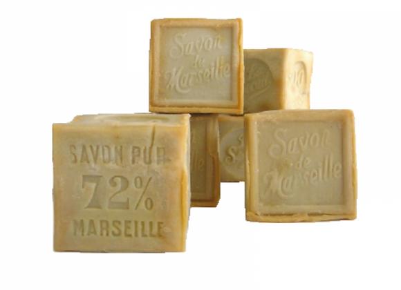 Détachant - Bloc de savon de Marseille