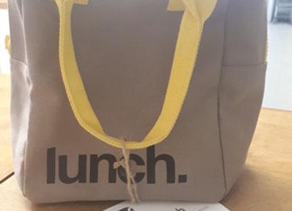 Sac à lunch avec fermeture éclair
