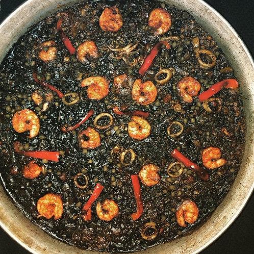 Negra Paella
