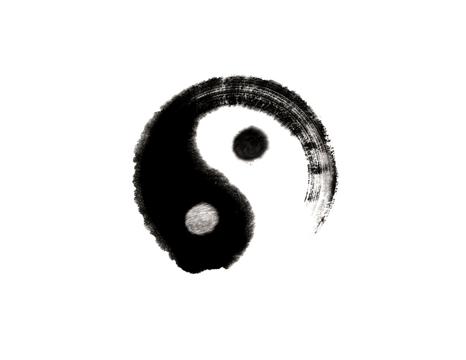Interdependence is the yin to independence's yang.