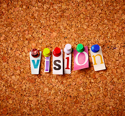 Board Your Vision