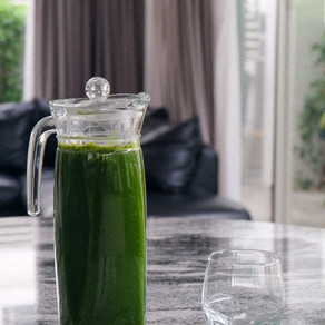 Cold Pressed Juice (Tips)
