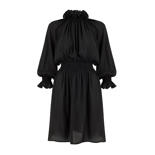 AMELIA VISCOSE DRESS