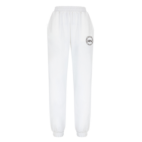 NO. 2 OVERSIZE SWEATPANTS WITH LOGO