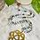 Thumbnail: Sautoir en pierres fines AMAZONITE avec pendentif Sérénité