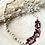 Thumbnail: Collier pierres fines, cristal etnacre.