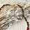 Thumbnail: Collier pierres fines,cristal et bois