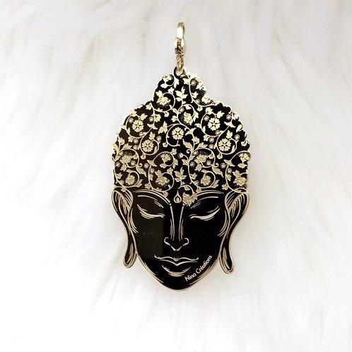 Pendentif tête de bouddha