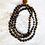 Thumbnail: Sautoir pierre naturelle Oeil de tigre Vendu sans pendentif