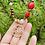 Thumbnail: Collier pierres fines et cristal