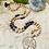 Thumbnail: Sautoir en Bois avec des Améthyste