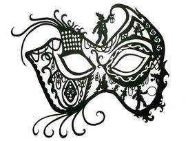 Pierot Mask