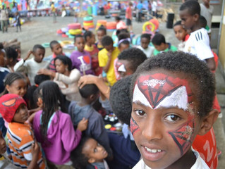The Opening of Ethiopia's First Adventure Playground
