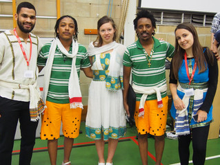 Ethio-Day at Putney High School!