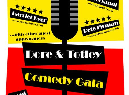 Dore & Totley Comedy Gala 2020