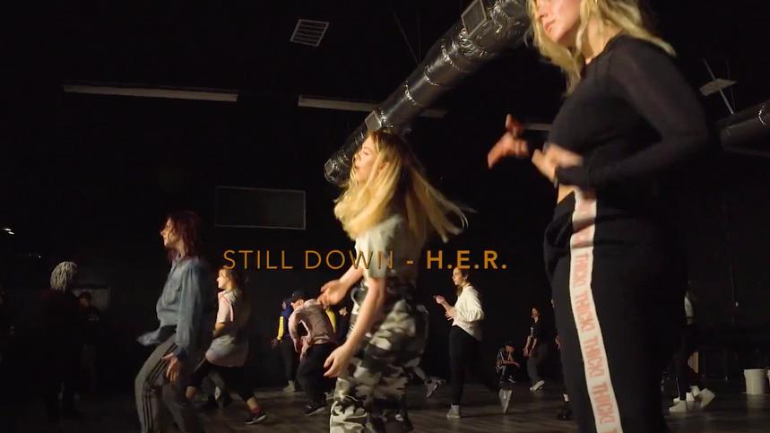 """""""Still Down"""" by H.E.R."""