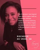 Rochelle De Vries