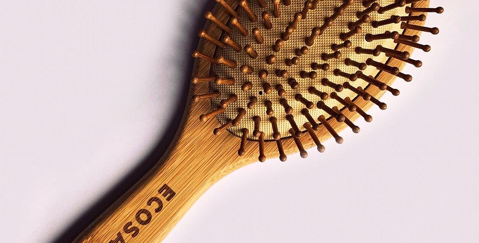 Cepillo de Bambú para Cabello