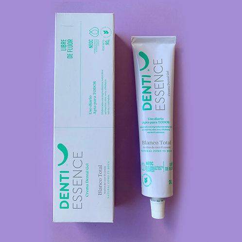 Crema Dental  Denti Essence Blanco Total 90 gr.