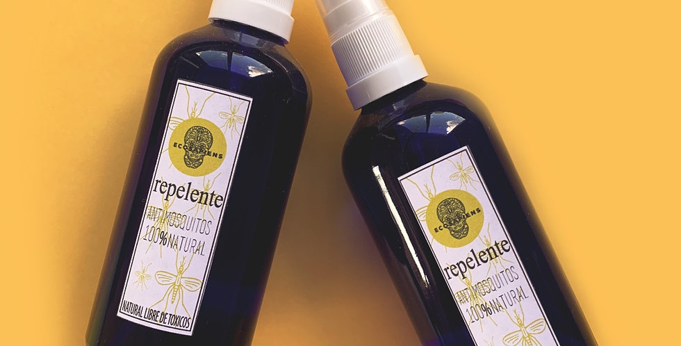 Repelente Natural 100 ml.