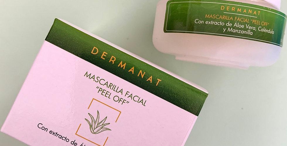 Mascarilla Peel Off Aloe Vera y Calendula
