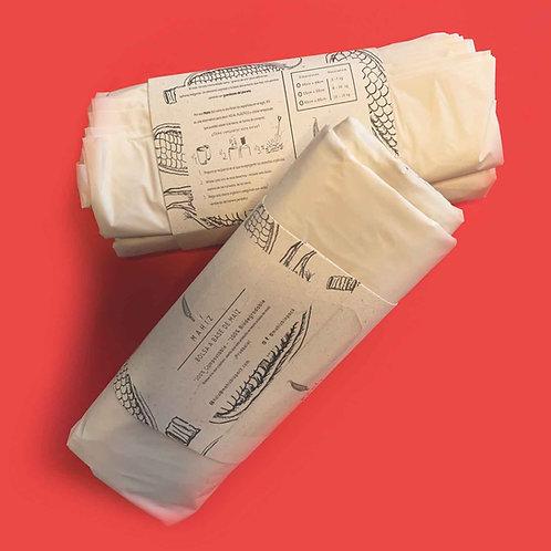 Bolsas Biodegradables Grandes MAHÍZ x 10 Und.