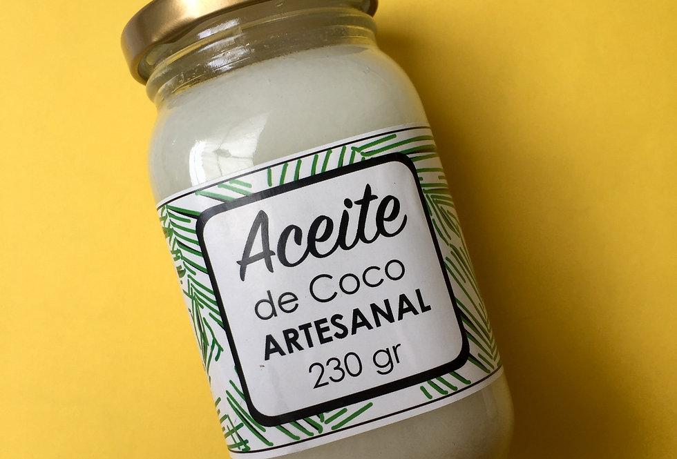 Aceite de Coco Chocoano 230 gr.