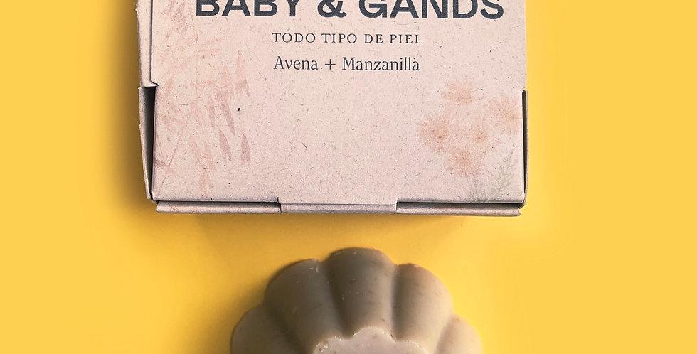 Jabón de Avena y Manzanilla