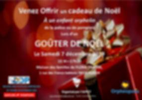 INVITATION GOUTER DE NOEL 7 DEC 2019 F.j