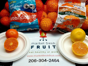 """Fresh Fruit Friday"" grocery report"