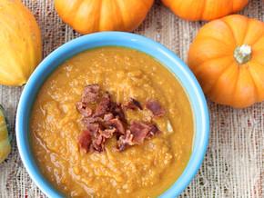 5 Health Benefits of Pumpkin!