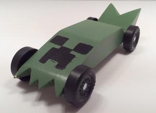 Pinewood Derby Car - Creeper
