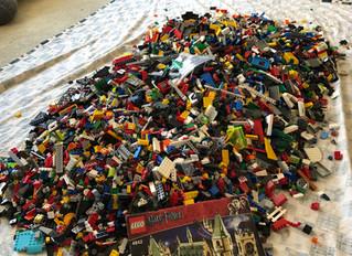 LEGO Hogwarts Castle 4842