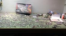 Millenium Falcon 3D Puzzle