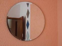 Espelho diametro