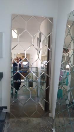 Painél de espelho