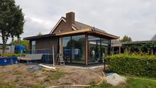 Bouw-update uitbreiding woning