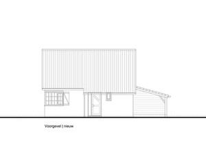 Vergunning voor uitbreiding Recreatiewoning Huijbergen