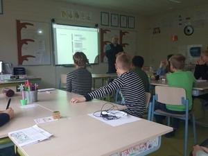 Gastles op basisschool De Meidoorn