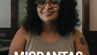 MIGRANTAS - Alejandra Pretel 1 - Portada